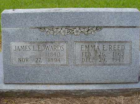 EDWARDS, JAMES LEE - Arkansas County, Arkansas | JAMES LEE EDWARDS - Arkansas Gravestone Photos