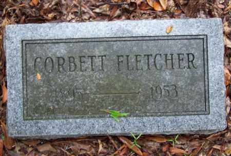 FLETCHER, CORBETT - Arkansas County, Arkansas | CORBETT FLETCHER - Arkansas Gravestone Photos