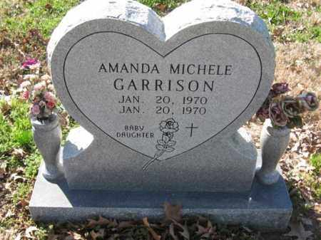GARRISON, AMANDA MICHELE - Arkansas County, Arkansas | AMANDA MICHELE GARRISON - Arkansas Gravestone Photos