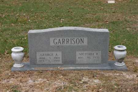 GARRISON, GEORGE ALVIN - Arkansas County, Arkansas | GEORGE ALVIN GARRISON - Arkansas Gravestone Photos