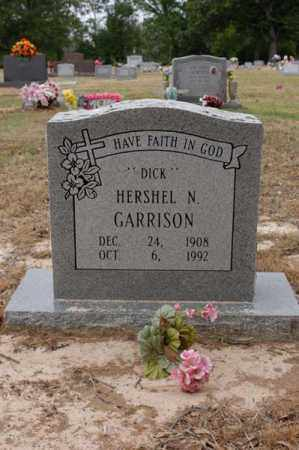 GARRISON, HERSHEL N - Arkansas County, Arkansas | HERSHEL N GARRISON - Arkansas Gravestone Photos
