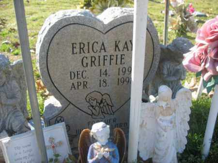 GRIFFIE, ERICA KAY - Arkansas County, Arkansas | ERICA KAY GRIFFIE - Arkansas Gravestone Photos