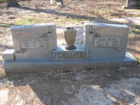 GRIFFIN, LYDA IRENE - Arkansas County, Arkansas | LYDA IRENE GRIFFIN - Arkansas Gravestone Photos