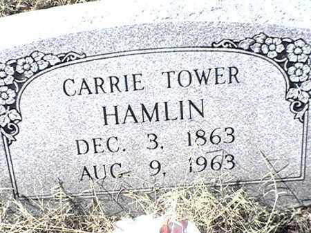 HAMLIN, CARRIE - Arkansas County, Arkansas | CARRIE HAMLIN - Arkansas Gravestone Photos