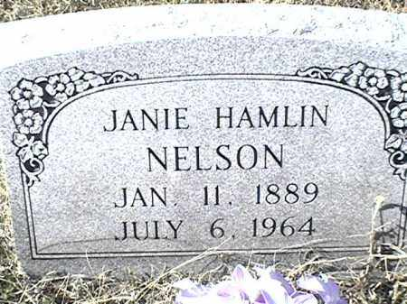 HAMLIN, JANIE - Arkansas County, Arkansas | JANIE HAMLIN - Arkansas Gravestone Photos