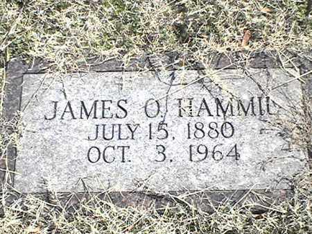 HAMMIL, JAMES O - Arkansas County, Arkansas | JAMES O HAMMIL - Arkansas Gravestone Photos