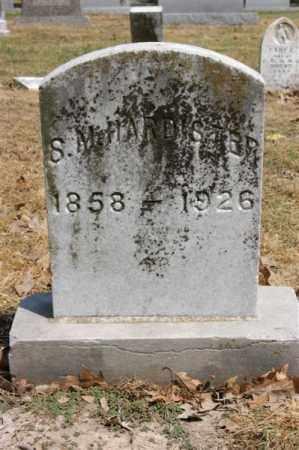 HARDISTER, S M - Arkansas County, Arkansas | S M HARDISTER - Arkansas Gravestone Photos