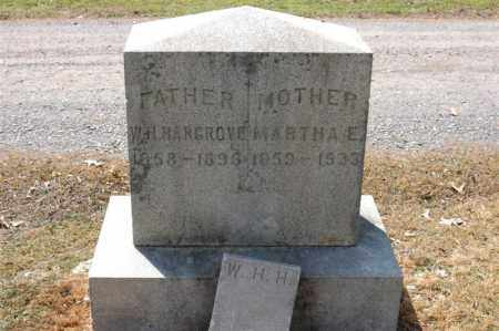 HARGROVE, MARTH E - Arkansas County, Arkansas | MARTH E HARGROVE - Arkansas Gravestone Photos