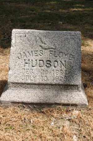 HUDSON, JAMES FLOYD - Arkansas County, Arkansas | JAMES FLOYD HUDSON - Arkansas Gravestone Photos