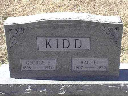 KIDD, GEORGE E - Arkansas County, Arkansas | GEORGE E KIDD - Arkansas Gravestone Photos