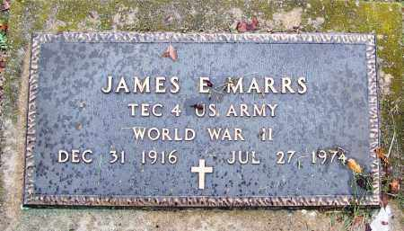 MARRS (VETERAN WWII), JAMES E - Arkansas County, Arkansas | JAMES E MARRS (VETERAN WWII) - Arkansas Gravestone Photos