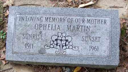 MARTIN, OPHELIA - Arkansas County, Arkansas | OPHELIA MARTIN - Arkansas Gravestone Photos
