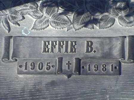 BITNER RUFFIN  2, EFFIE EMMA - Arkansas County, Arkansas | EFFIE EMMA BITNER RUFFIN  2 - Arkansas Gravestone Photos