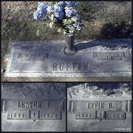 RUFFIN, EFFIE EMMA - Arkansas County, Arkansas | EFFIE EMMA RUFFIN - Arkansas Gravestone Photos