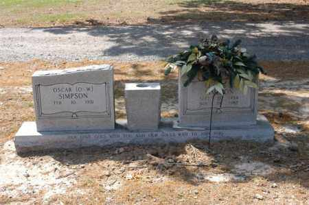SIMPSON, GLADYS - Arkansas County, Arkansas | GLADYS SIMPSON - Arkansas Gravestone Photos