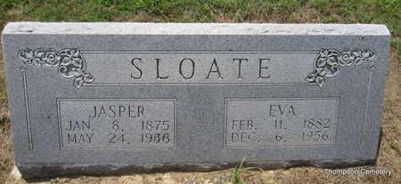 SLOATE, EVA - Arkansas County, Arkansas | EVA SLOATE - Arkansas Gravestone Photos
