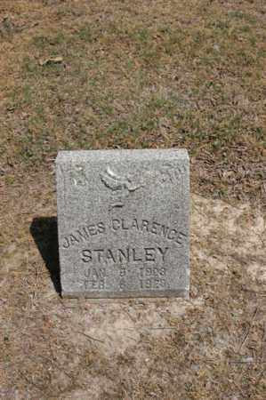 STANLEY, JAMES CLARENCE - Arkansas County, Arkansas | JAMES CLARENCE STANLEY - Arkansas Gravestone Photos
