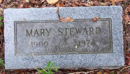 STEWARD, MARY - Arkansas County, Arkansas | MARY STEWARD - Arkansas Gravestone Photos