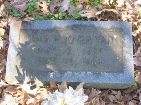 HOOVER TAIT, IRMA - Arkansas County, Arkansas | IRMA HOOVER TAIT - Arkansas Gravestone Photos
