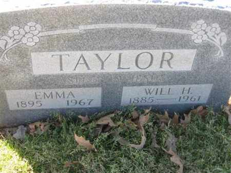 TAYLOR, WILL H - Arkansas County, Arkansas | WILL H TAYLOR - Arkansas Gravestone Photos
