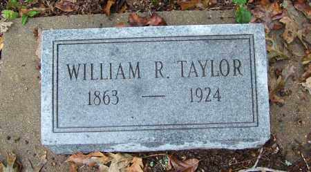 TAYLOR, WILLIAM R - Arkansas County, Arkansas | WILLIAM R TAYLOR - Arkansas Gravestone Photos