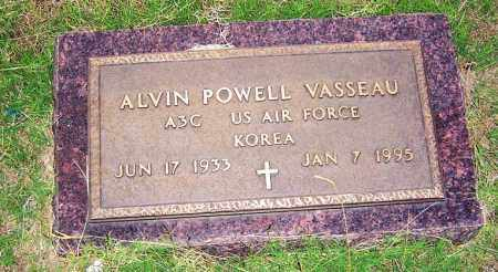 VASSEAU (VETERAN KOR), ALVIN POWELL FRANKLIN - Arkansas County, Arkansas | ALVIN POWELL FRANKLIN VASSEAU (VETERAN KOR) - Arkansas Gravestone Photos