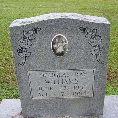 WILLIAMS, DOUGLAS RAY - Arkansas County, Arkansas | DOUGLAS RAY WILLIAMS - Arkansas Gravestone Photos