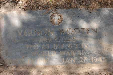 WOOTEN (VETERAN WWII KIA), VERNON - Arkansas County, Arkansas | VERNON WOOTEN (VETERAN WWII KIA) - Arkansas Gravestone Photos