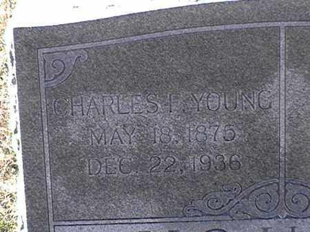 YOUNG, CHARLES - Arkansas County, Arkansas | CHARLES YOUNG - Arkansas Gravestone Photos