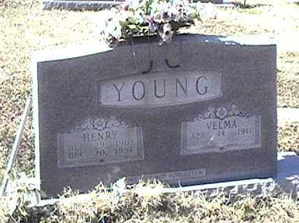 YOUNG, HENRY - Arkansas County, Arkansas | HENRY YOUNG - Arkansas Gravestone Photos