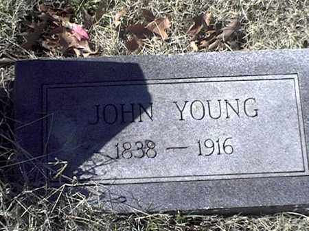 YOUNG, JOHN - Arkansas County, Arkansas | JOHN YOUNG - Arkansas Gravestone Photos
