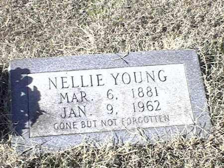 YOUNG, NELLIE - Arkansas County, Arkansas | NELLIE YOUNG - Arkansas Gravestone Photos