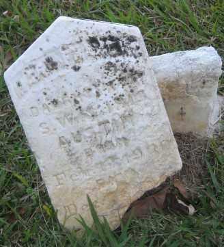 AUSTIN, MARY FRANCES - Ashley County, Arkansas   MARY FRANCES AUSTIN - Arkansas Gravestone Photos
