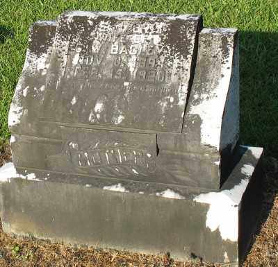 BAGLEY, AVIE N. - Ashley County, Arkansas | AVIE N. BAGLEY - Arkansas Gravestone Photos