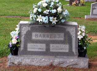 VICKNAIR BARRETT, FERNANDE - Ashley County, Arkansas | FERNANDE VICKNAIR BARRETT - Arkansas Gravestone Photos