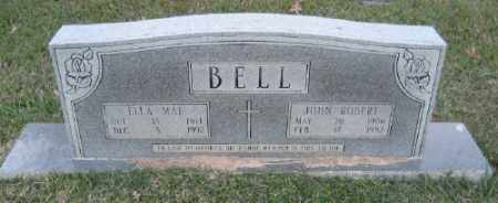 BELL, JOHN ROBERT - Ashley County, Arkansas | JOHN ROBERT BELL - Arkansas Gravestone Photos