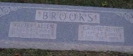BROOKS, GRACIE RUTH - Ashley County, Arkansas | GRACIE RUTH BROOKS - Arkansas Gravestone Photos