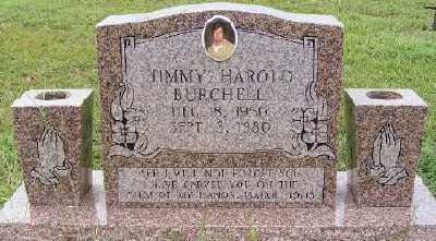 BURCHELL, JIMMY HAROLD - Ashley County, Arkansas | JIMMY HAROLD BURCHELL - Arkansas Gravestone Photos