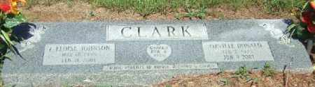 CLARK, ORVILLE DONALD - Ashley County, Arkansas | ORVILLE DONALD CLARK - Arkansas Gravestone Photos