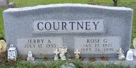 COURTNEY, ROSE G. - Ashley County, Arkansas | ROSE G. COURTNEY - Arkansas Gravestone Photos