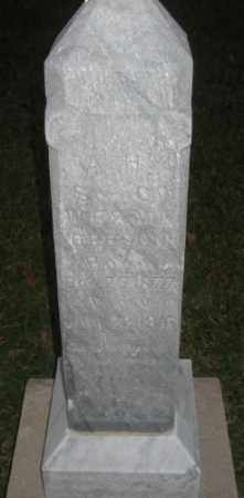 CRESON, A. H. - Ashley County, Arkansas | A. H. CRESON - Arkansas Gravestone Photos