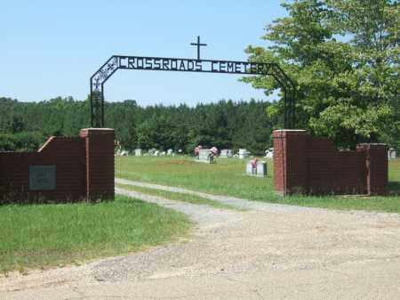 *ENTRANCE,  - Ashley County, Arkansas |  *ENTRANCE - Arkansas Gravestone Photos