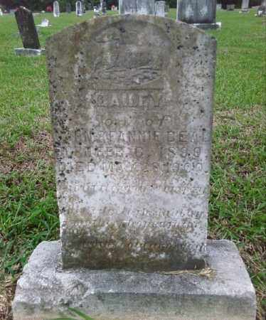 DEAL, BAILEY - Ashley County, Arkansas | BAILEY DEAL - Arkansas Gravestone Photos