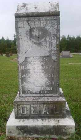 DEAL, MOSES - Ashley County, Arkansas | MOSES DEAL - Arkansas Gravestone Photos