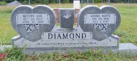 DIAMOND, DORIS - Ashley County, Arkansas | DORIS DIAMOND - Arkansas Gravestone Photos