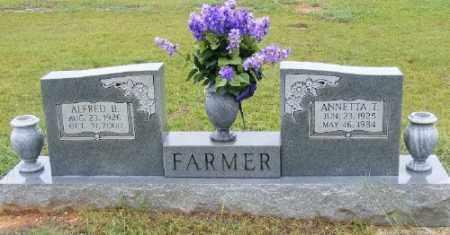 FARMER, ALFRED B. - Ashley County, Arkansas | ALFRED B. FARMER - Arkansas Gravestone Photos