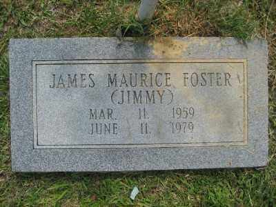 FOSTER, JAMES MAURICE - Ashley County, Arkansas | JAMES MAURICE FOSTER - Arkansas Gravestone Photos