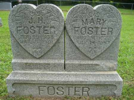 FOSTER, MARY R. - Ashley County, Arkansas | MARY R. FOSTER - Arkansas Gravestone Photos