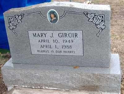 ARMENTOR GIROIR, MARY J. - Ashley County, Arkansas | MARY J. ARMENTOR GIROIR - Arkansas Gravestone Photos