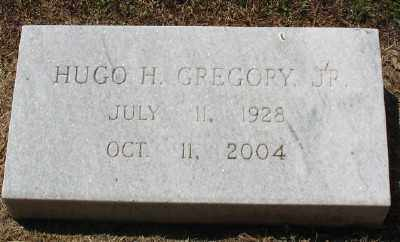 GREGORY, JR., HUGO H. - Ashley County, Arkansas | HUGO H. GREGORY, JR. - Arkansas Gravestone Photos